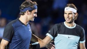 Надал vs. Федерер - битката за номер 1 до края на годината