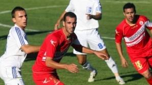 Левкимия сложи край на кариерата на 28-годишен бивш футболист на ЦСКА
