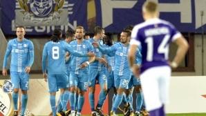 Риека остана в играта след победа във Виена