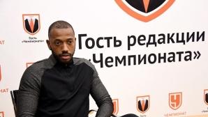 Звездата на Локо (Москва): Шансовете ни за титлата са 5%