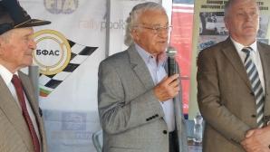 Днес се провежда първото автомобилно състезание в София на осветление