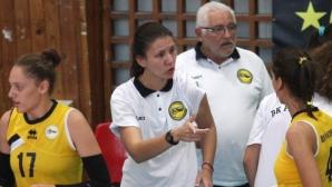 Габриела Айшинова: Ще ни е много трудно да браним второто място