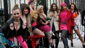 """Леките жени в Русия стряскат """"фараоните"""""""
