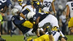 Мичиган и USC вън от сметките за плейофи
