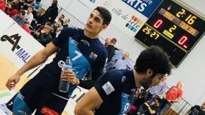 Бранимир Грозданов с 13 точки, Сет с втора загуба във Франция