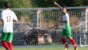 Васил Тачев продължава да мъкне Кариана към Втора лига