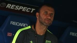Ангелов: Доближаваме истинския ритъм на Първа лига (видео)