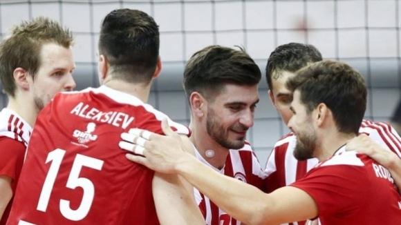 Силен Тодор Алексиев с 10 точки, Олимпиакос срази Кифисия и ще атакува Купата на Лигата