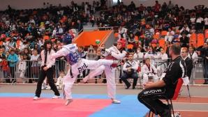 Над 550 деца взеха участие в турнира по таекуондо за Купа София