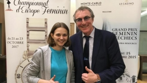 Украинката Анна Музичук стана европейска шампионка по ускорен шах