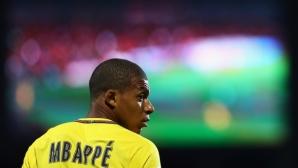Килиан Мбапе грабна наградата Golden Boy в много сериозна комкуренция