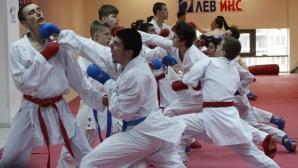 България с десетима каратисти на Световното в Тенерифе този уикенд