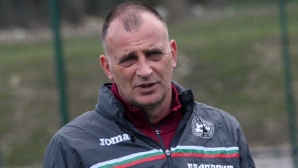Тони Здравков обяви състава на България за мачовете с Франция и Черна гора