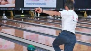 Грък поведе класирането на Sofia International Open 2017