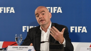 Инфантино: Не мога да си представя футбола без видеоповторенията