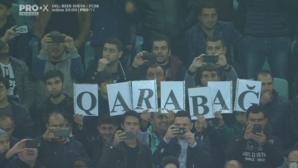 Феновете на Карабах станаха за смях