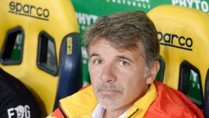 """Беневенто уволни треньора си след резила в Серия """"А"""""""