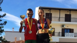 Йордан Петров спечели Meteora Trail Run 2017