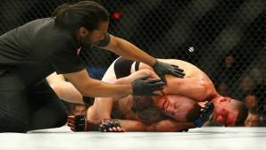 Петте най-паметни джу джицу моменти в историята на UFC (II част)