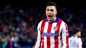 Интер си хареса защитник на Атлетико
