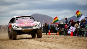 Официално: Peugeot се оттегля от рали Дакар