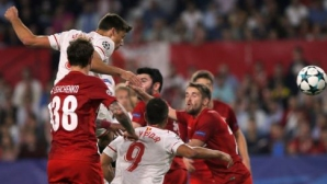 Попето: Севиля бавеше времето в последните минути, оптимист съм за Спартак (М)