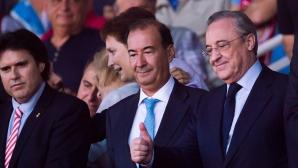 Marca: Дано поне Перес да е успял да договори Кейн