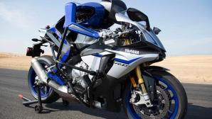 Вижте робота, който Yamaha създаде, за да победи Валентино Роси (видео)