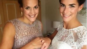 Олимпийска шампионка от Рио 2016 се ожени за приятелката си (снимки)