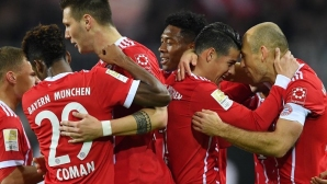 Байерн показа какво ни очаква и този сезон в Германия