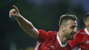 Бодуров: Мечтая да играя в Шампионската лига с ЦСКА