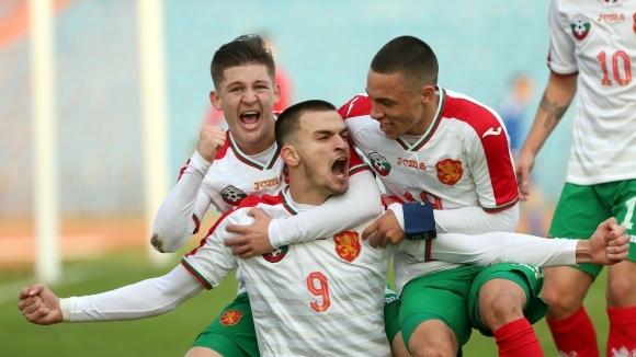 """България U19 с нов важен успех, """"лъвовете"""" вече мислят за Елитния кръг (галерия)"""