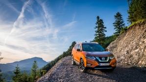 Как Nissan X-Trail стана още по-добър за семейни пътешествия