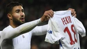 Реал Мадрид се насочва към звезда на Лион