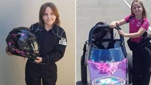 8-годишно момиче почина след катастрофа в драг състезание