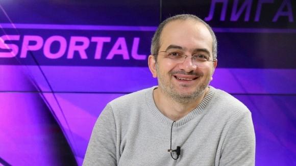 Васил Колев: Трябва да бъдем оптимисти за бъдещето на Левски