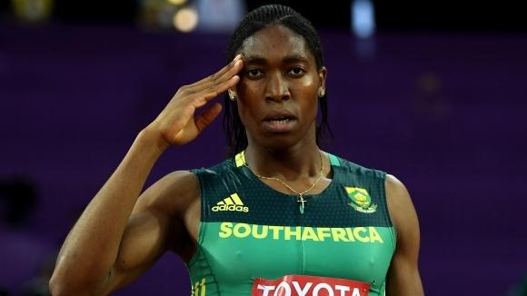 Семеня ще атакува световния рекорд на 800 метра през 2018-а