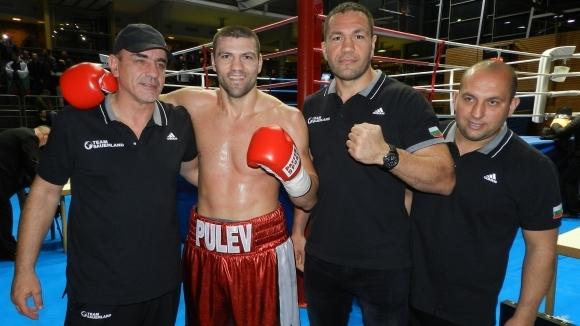 Тервел Пулев на ринга още тази седмица срещу грузинец