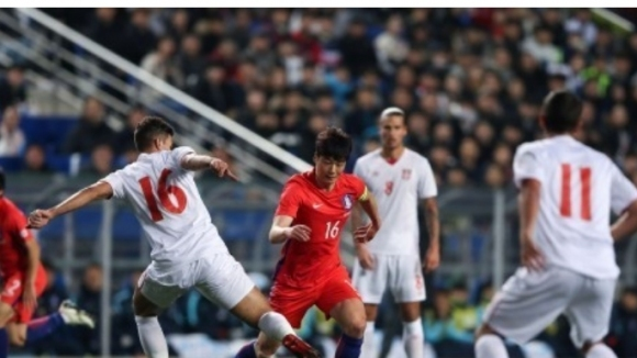 Корея и Сърбия не успяха да се победят