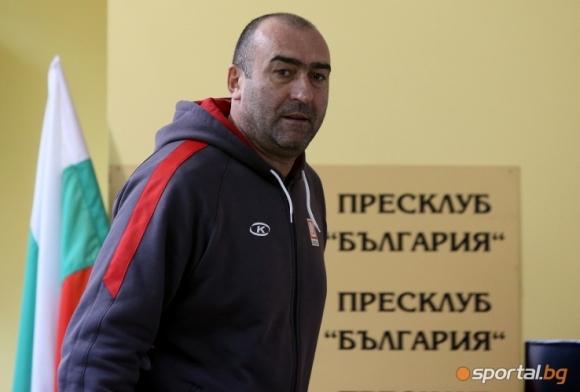 Найденов: В България амбициите ни са ясни - да спечелим всичко, което можем