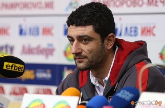 Андрей Николов: Клубният волейбол в България върви нагоре
