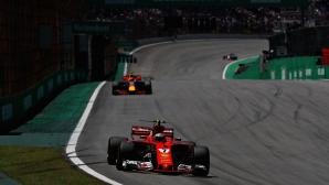 Формула 1 регистрира загуба от 160 млн. долара