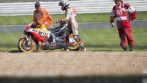Маркес разкри какви проблеми му е причинил стресът в MotoGP