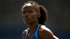 Шонте Лоу ще получи бронзовия олимпийски медал от Пекин на специална церемония