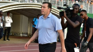 Марк Вилмотс напусна Кот Д'Ивоар след провала
