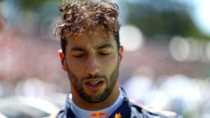 Рикардо не е убеден, че иска да кара за Ферари