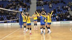 Марица надви драматично лидера ЦСКА и остана единствен тим без загуба