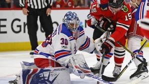 Анисимов отбеляза първия си хеттрик в НХЛ, при това срещу бившия си отбор
