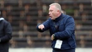Треньорът на Ботев Пд знаел слабите страни на ЦСКА-София
