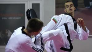 Амбицията - водещата сила при Владимир Далаклиев (видео + галерия)
